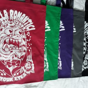 Shopping Bag - Gorilla Romantici