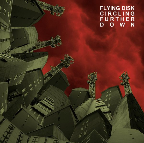 FLYING DISK - Circling further down - CD