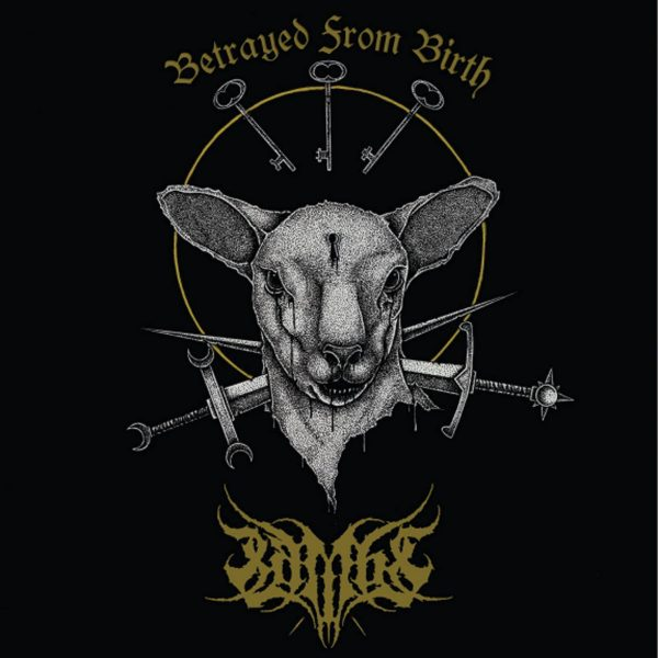 LAMBS - Betrayed from Birth - LP