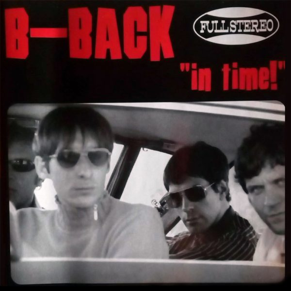 B-Back - In Time