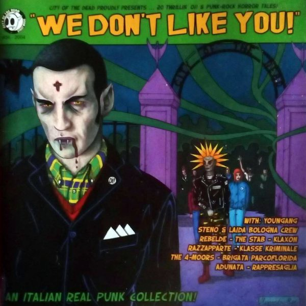 VV AA - We Don't Like You