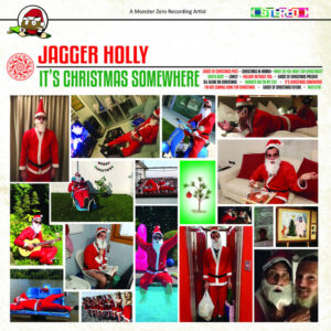 Jagger Holly – It's Christmas Somewhere LP