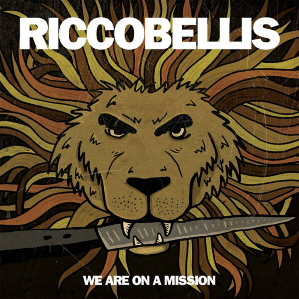 Riccobellis – We Are On A Mission LP