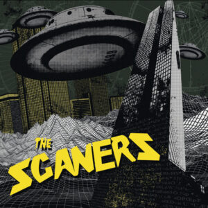 The Scaners - The Scaners II (gold vinyl)